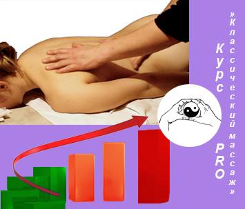 Продвинутый курс классического массажа